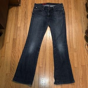 AG the Angel Bootcut Jeans size 27R